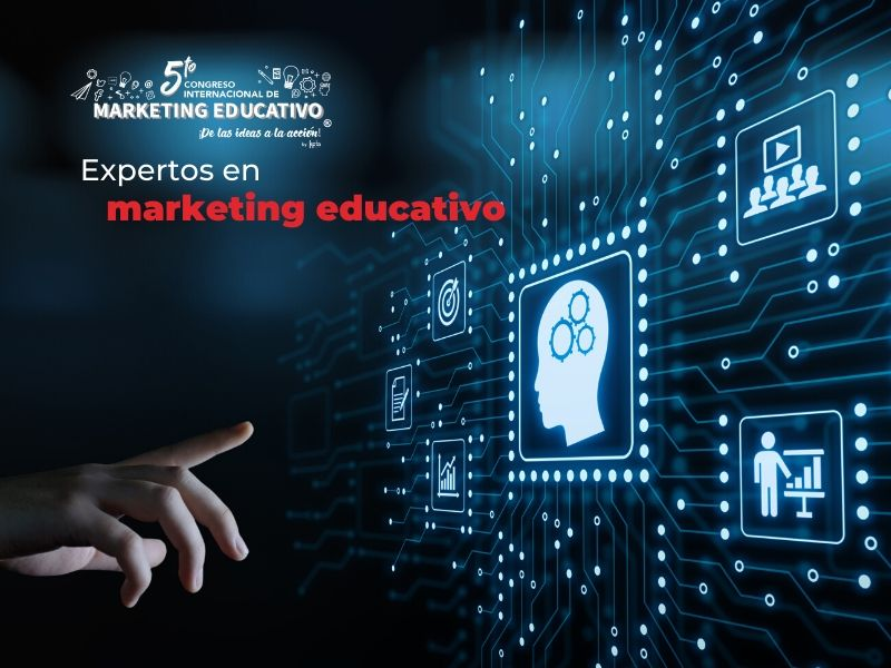Expertos en marketing educativo